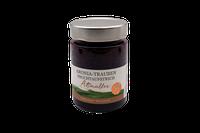 Aronia-Trauben-Fruchtaufstrich