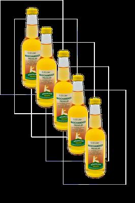 5er Pack Maschanska Apfelsaft gespritzt