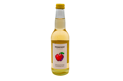 Kronprinz Apfelsaft gespritzt