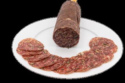 Kürbiskern-Salami